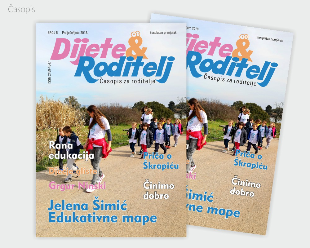 Časopis Dijete&Roditelj