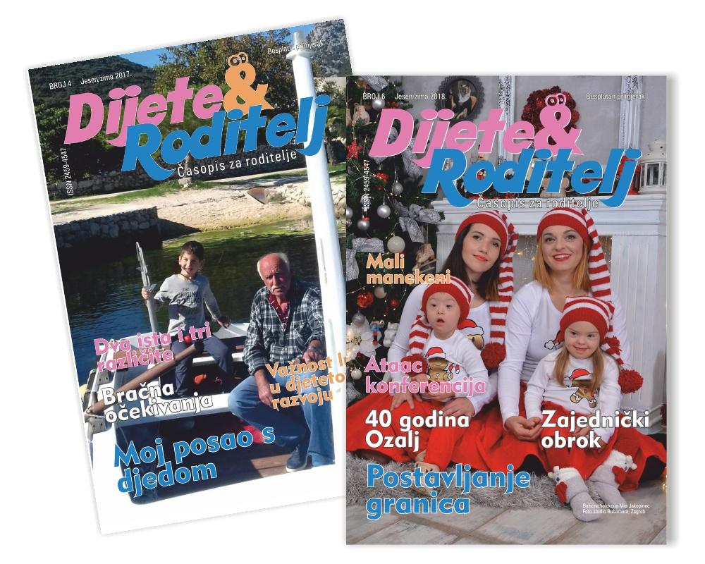 Časopisi Dijete&Roditelj