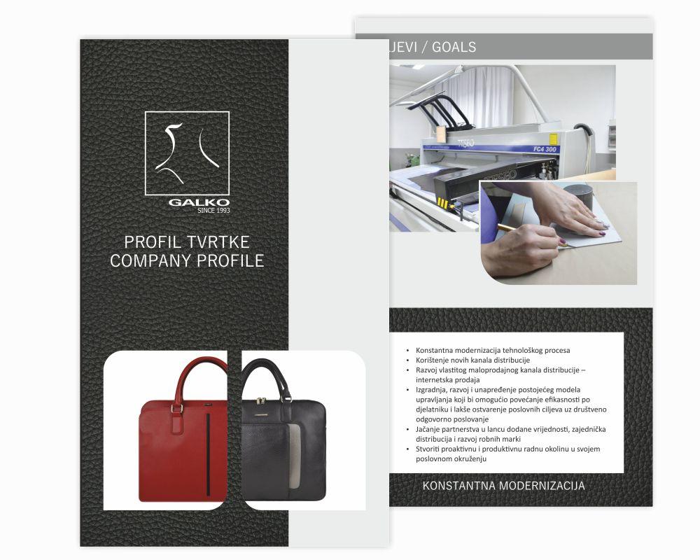 Katalog tvrtke Galko